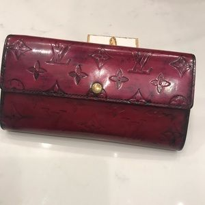 Louis Vuitton custom Wallet